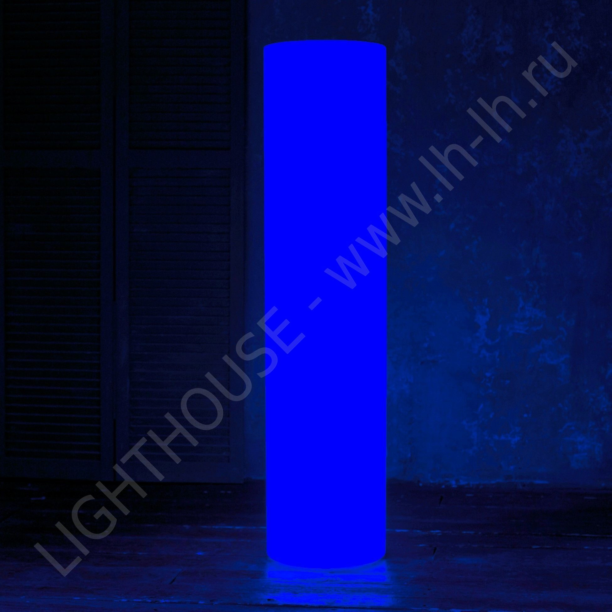 Светильник LED цилиндр Tower H120 220V RGB_YM