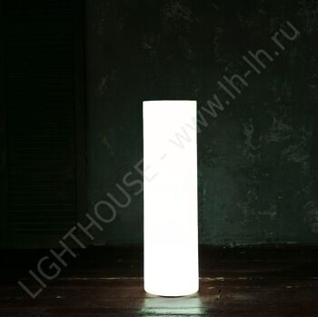 Светящийся LED цилиндр Tower H70 220V White