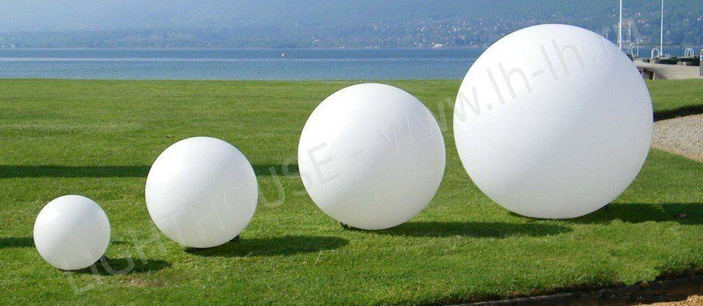 ландшафтные шары